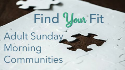 Adult Sunday School - Fall 2014