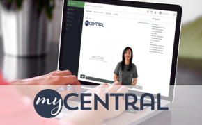 Welcome to myCentral