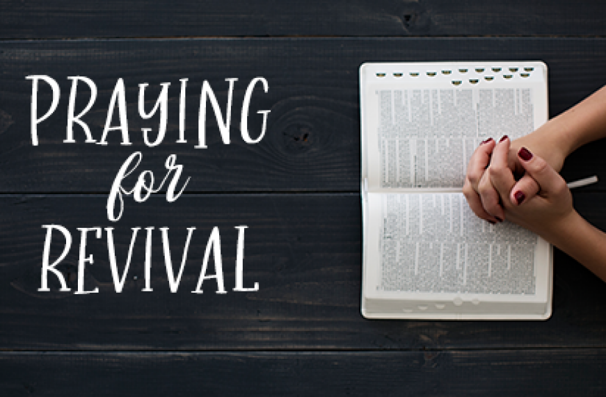 Our Blog - Sustaining Prayer for Revival | Central