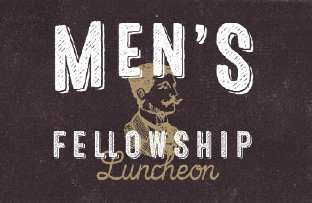 Men's Fellowship Lunch | Fall 2019