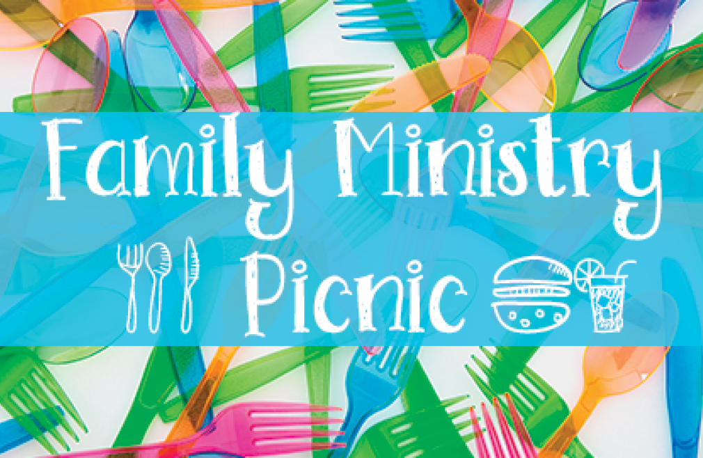 Family Ministries Picnic