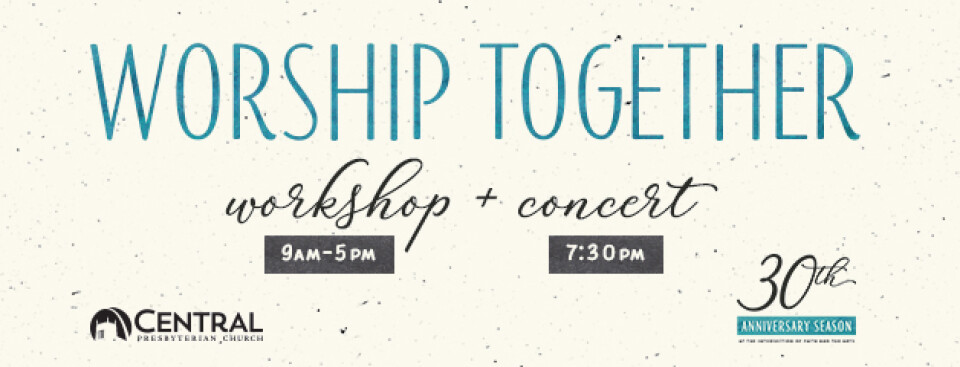 Central Concert Series | Worship Together