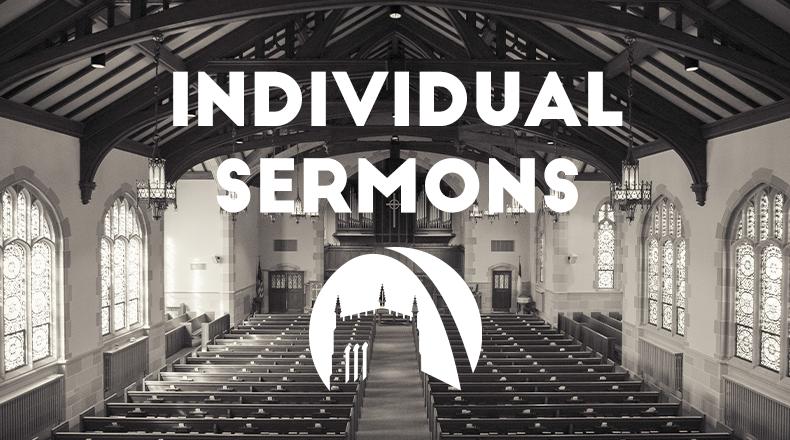 Sermons | Central Presbyterian Church