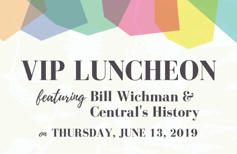 VIP Luncheon | Bill Wichman