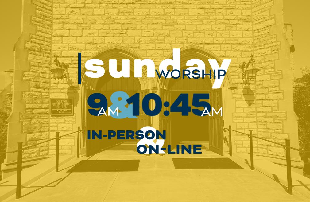 Sunday Morning Worship | 10:45am